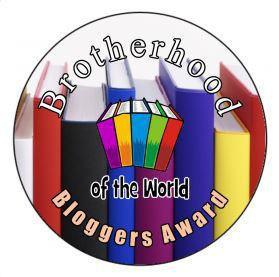 brotherhood of the world blog award