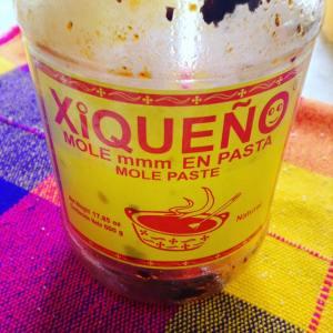 Delicious Mole Xiqueño