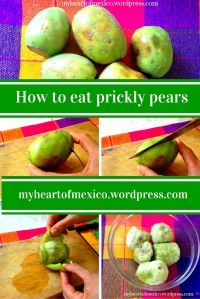 How To Eat Prickly Pears