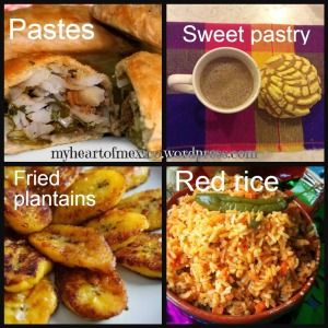 Mexican immigrant dishes