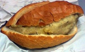 tamale sandwich