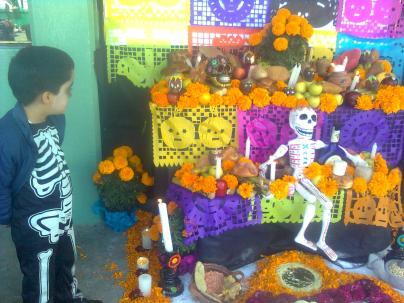 how to celebrate the day of the dead