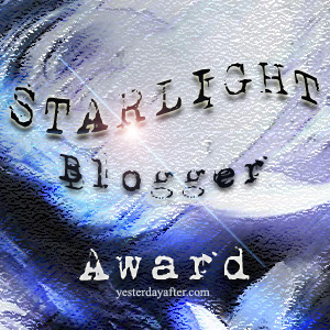 Starlight Bloggers Award