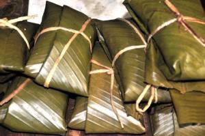 Veracruz style tamales