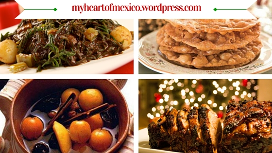 Mexican Christmas Food.How To Have A Festive Mexican Christmas Dinner My Heart Of