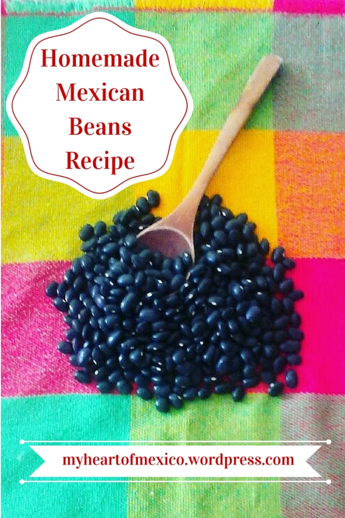 How to make homemade mexican beans