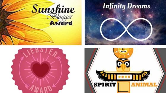 Blog awards featured