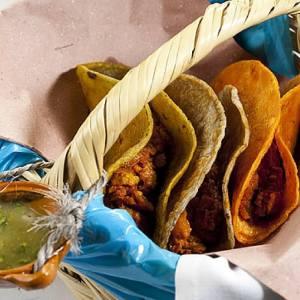 Canasta Tacos | My Heart Of Mexico