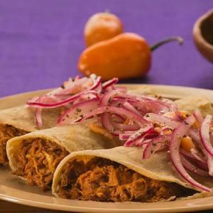 Cochinita Pibil Tacos | My Heart Of Mexico