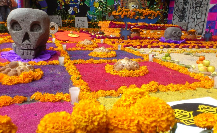 Let me die like a Mexican: embracing the Day of the Dead
