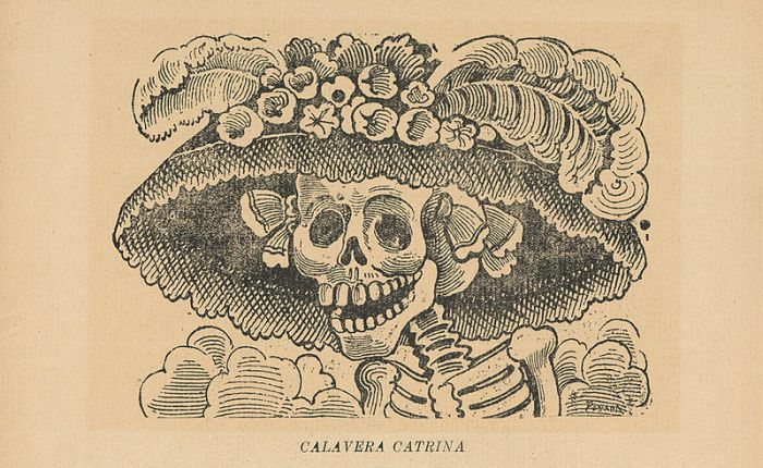 The Grand Dame of Day of theDead