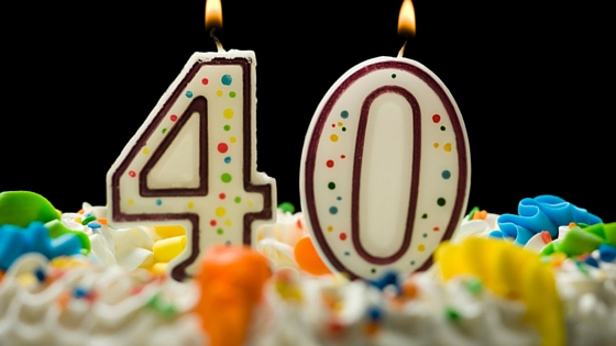 12 Awesome Reasons Why I Love Turning 40