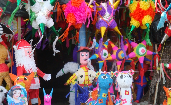 Piñatas are Mexico's Whackable Icon