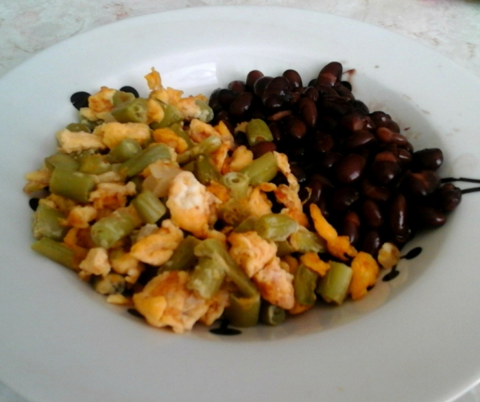 How to Cook a Healthy Mexican Power Breakfast