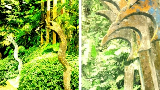 The Strange and Delightful Fantasy Gardens of Xilitla