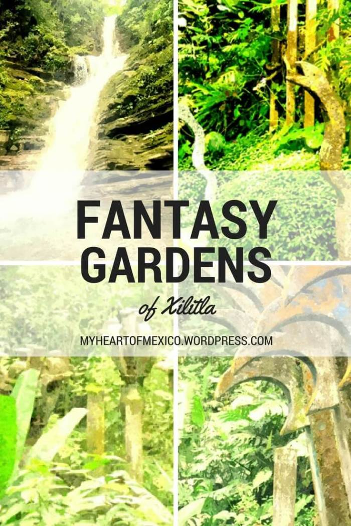 The Strange and Delightful Fantasy Gardens of Xilitla | My Heart of Mexico