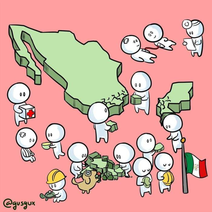 How to help Mexico Earthquake Victims