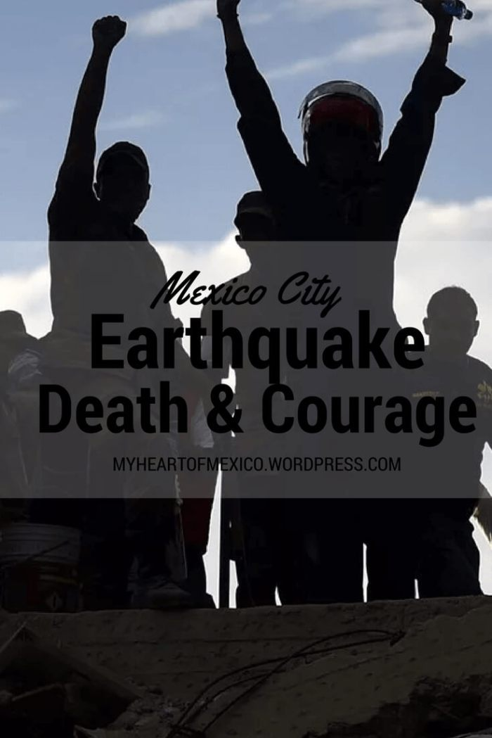 Mexico City Earthquake Relief
