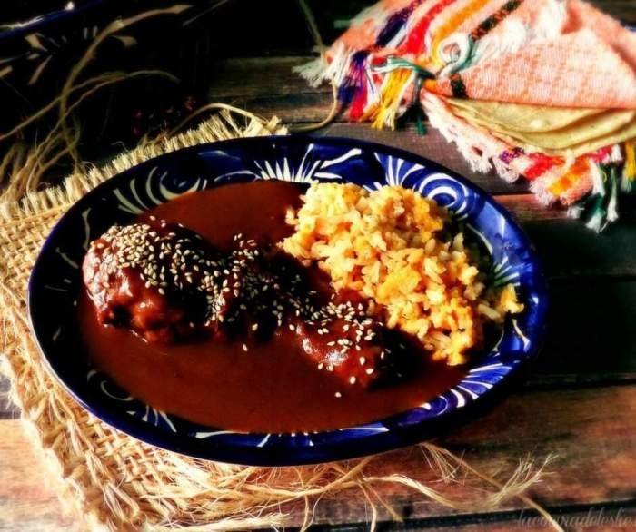 Mexican Recipes To Celebrate Day Of The Dead