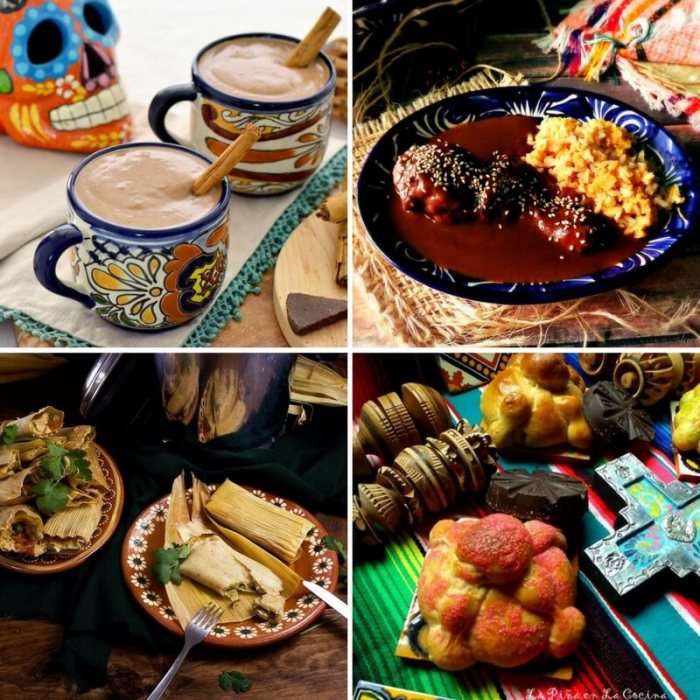Day of the Dead Recipes IG