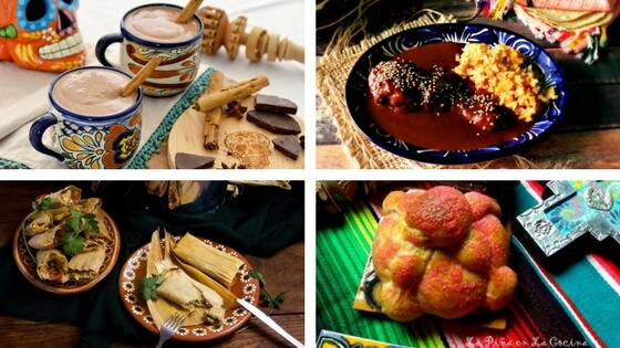 Blissful Mexican Recipes To Celebrate Day Of TheDead