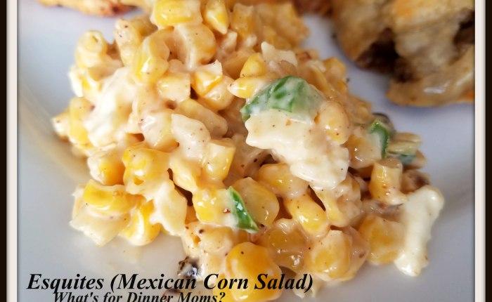 Esquites (Mexican CornSalad)