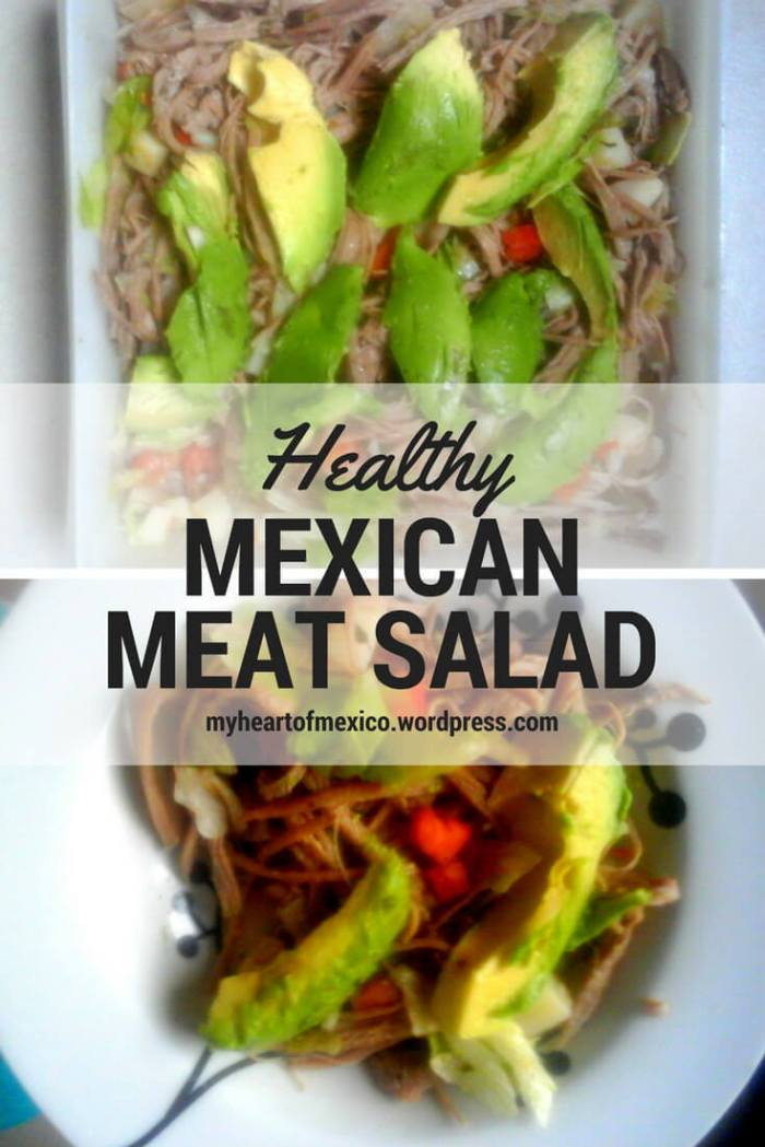Mexican Meat Salad Recipe