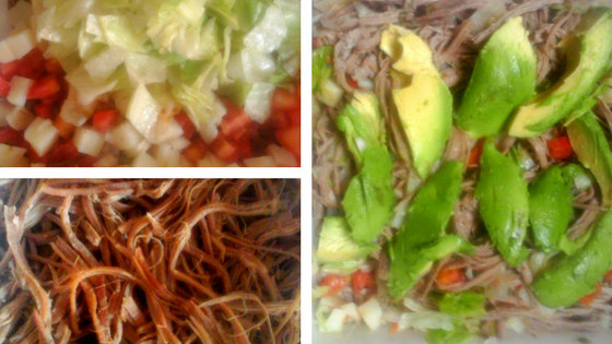 How to Make a Healthy and Delicious Mexican Meat Salad