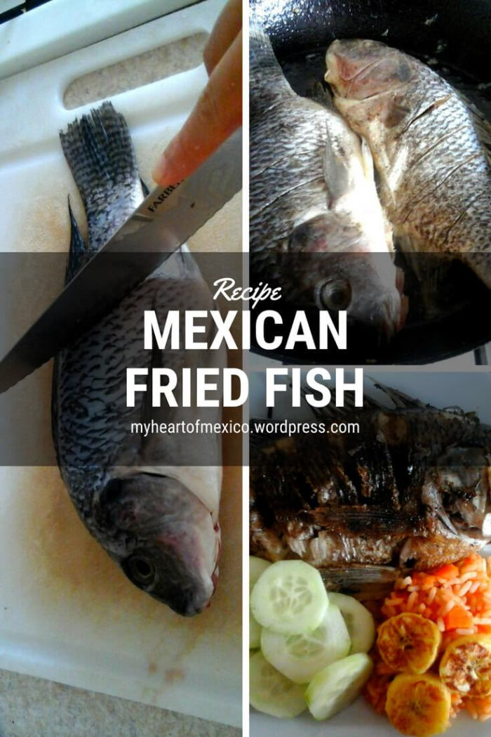 Mexican Fried Tilapia Recipe