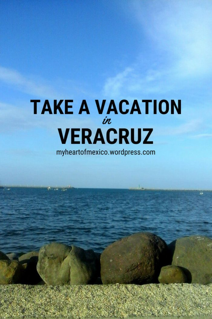Vacation in Veracruz, Mexico