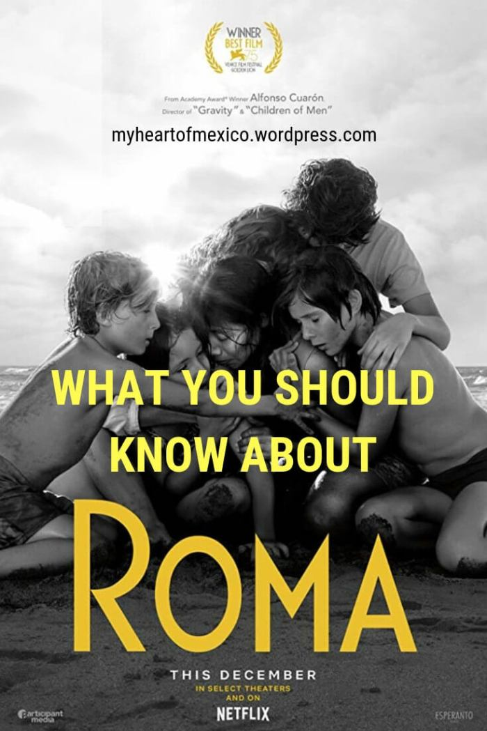 "Interesting Tidbits You Should Know About ""Roma"""